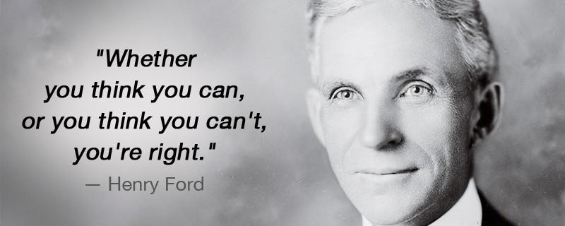 20 câu nói nổi tiếng của Henry Ford