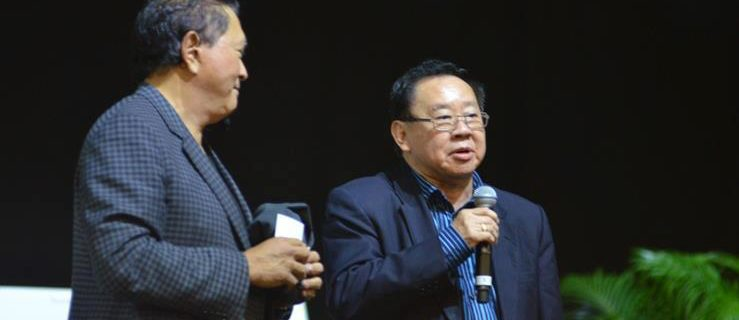 Bellum Tan và người thầy của mình, Robert Kiyosaki